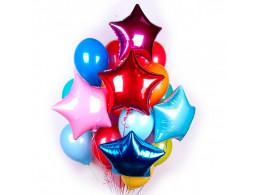 Как выбрать цвет шаров и цветовую гамму