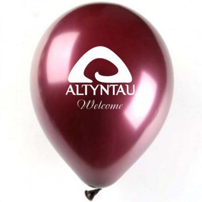 Рекламная печать на шарах  - Воздушные шары